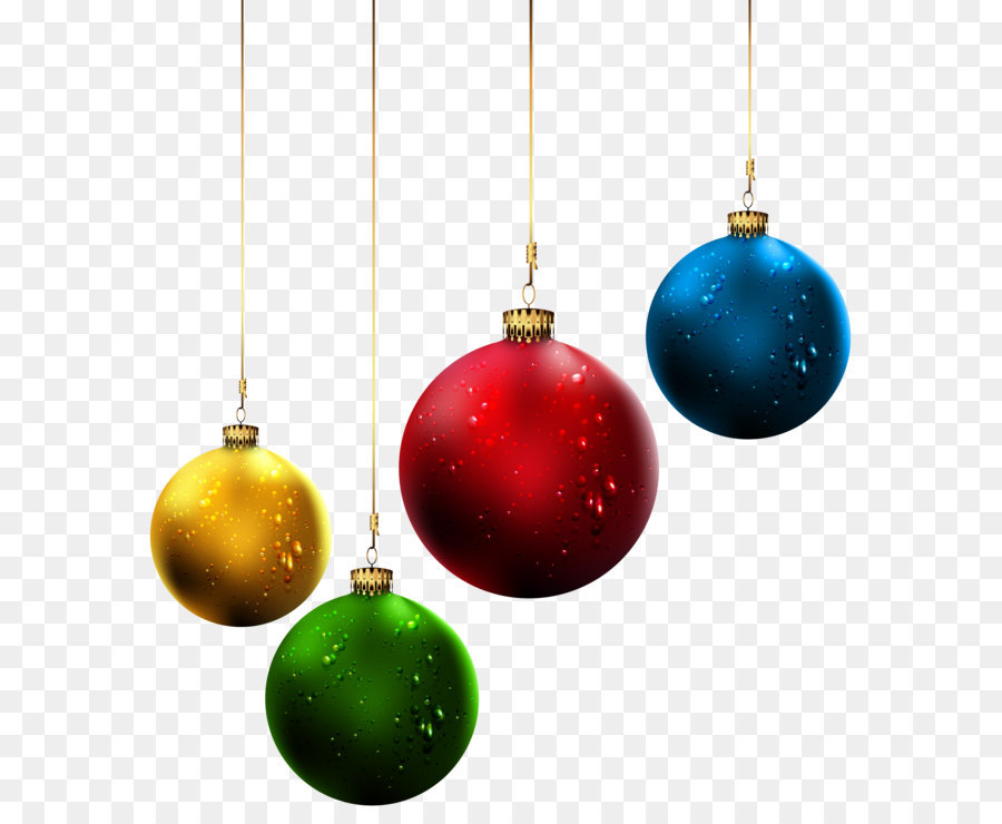christmas day christmas ornament christmas tree clip art christmas balls png clip art image - Green Day Christmas