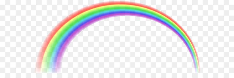 Png Rainbow Png Transparent Free Clip Art 50955 on Rainbow Border