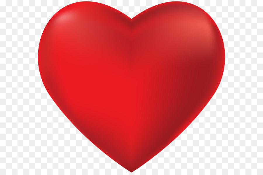 Heart Red Icon Symbol Red Heart Transparent Png Clip Art Png