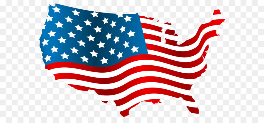 flag of the united states map clip art usa flag map png clip art