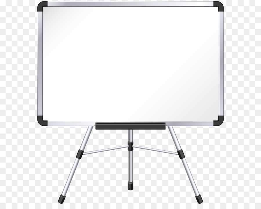 Table Rectangle Easel - Whiteboard PNG Clip Art Image png ...