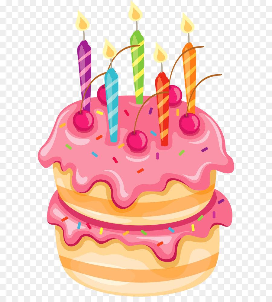 Birthday Cake Wedding Cake Clip Art