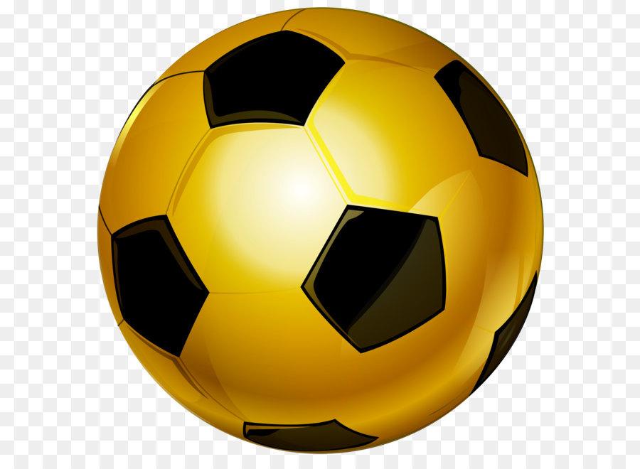 Football clip art gold soccer ball png clip art image - Ball image download ...