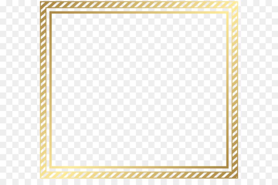 Picture frame Clip art - Border Frame Transparent PNG Clip Art Image ...