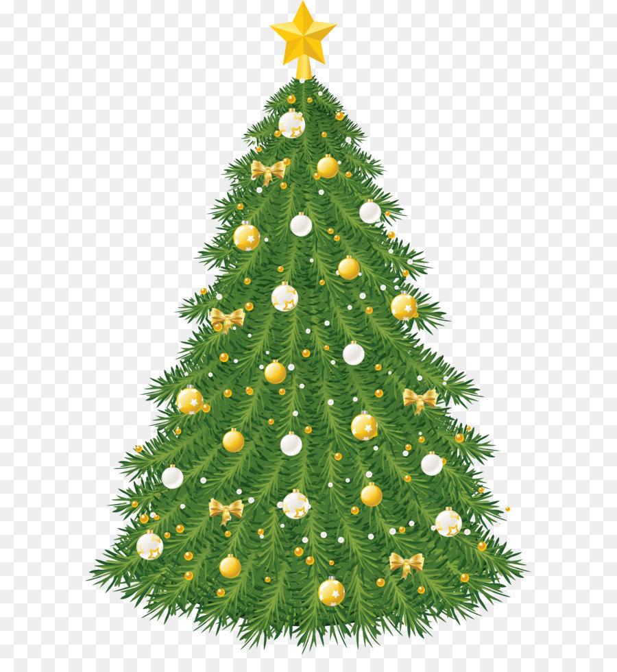 Weihnachtsbaum Christmas Ornament Clip Art Großer Transparenter