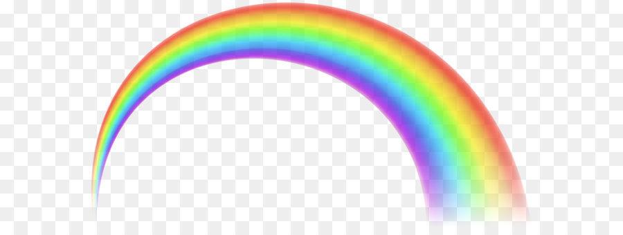rainbow sky transparent rainbow png free clip art png download rh kisspng com