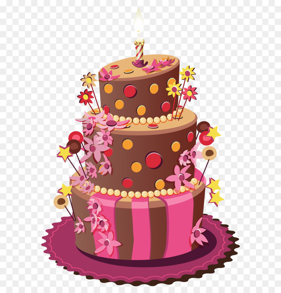 Birthday Cake PNG Clipart Image Png Download