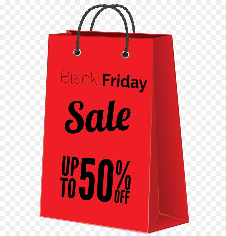 Black Friday Sales Clip Art Black Friday Sale Red Bag Png Clipart