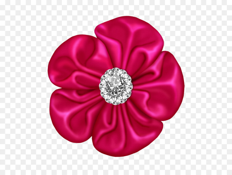 Black flower clip art pink flower bow with diamond png download black flower clip art pink flower bow with diamond mightylinksfo