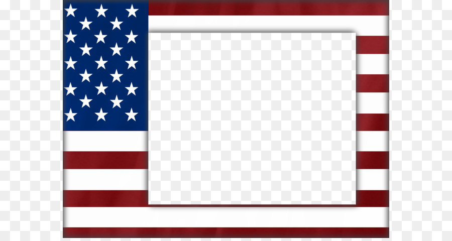 Flag Of The United States Flag Of Nigeria Usa Frame Png Clipart
