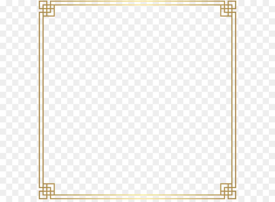 Picture frame Window - Border Frame Decoration Transparent PNG Clip ...