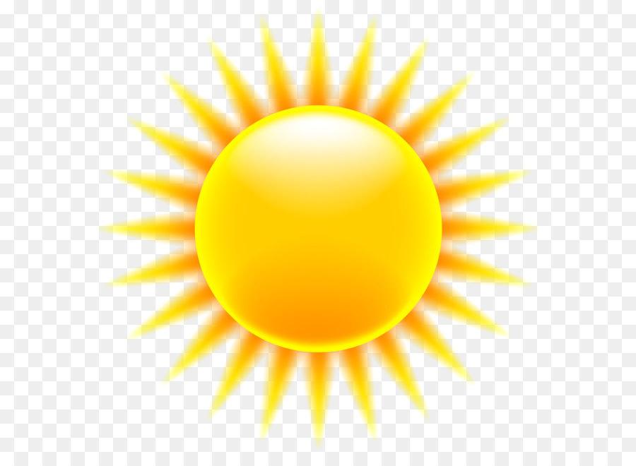 Icon Sunlight Clip art - Sun PNG Transparent Clip Art Image