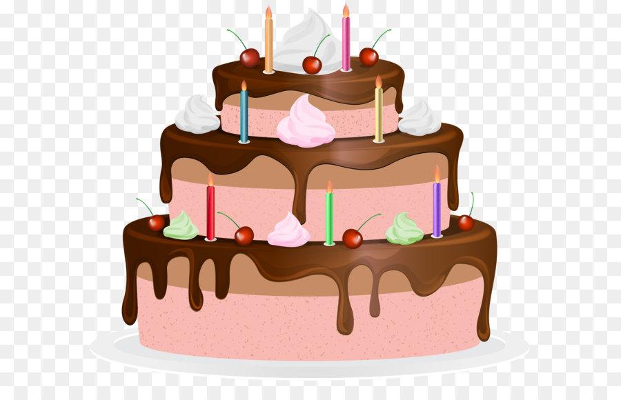 Birthday Cake Clip Art Birthday Cake Transparent Clip Art Image