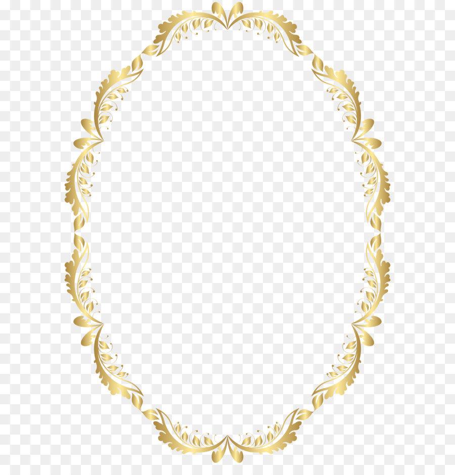 1965681b9201 Picture frame Clip art - Golden Oval Border Transparent PNG Clip Art png  download - 5652 8000 - Free Transparent Picture Frame png Download.