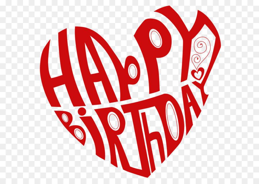 Birthday Wish Heart Party Holiday Transparent Heart