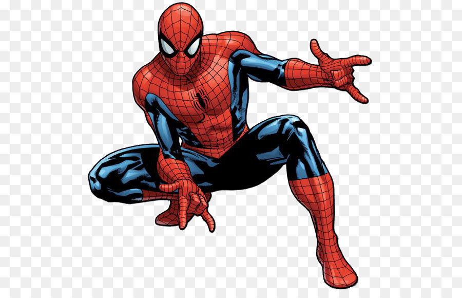 Spider Man American Comic Book Superhero
