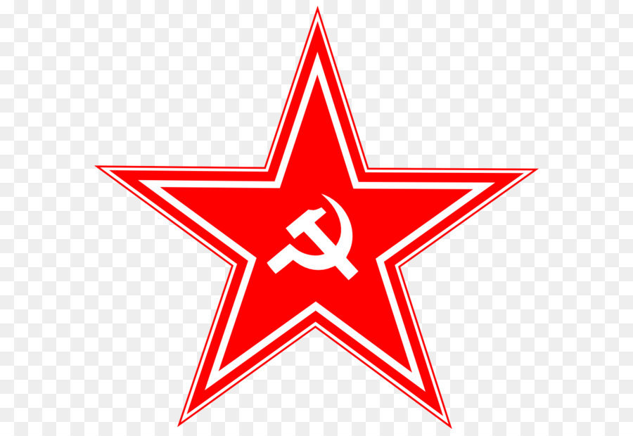 Soviet Union Hammer And Sickle Red Star Communist Symbolism