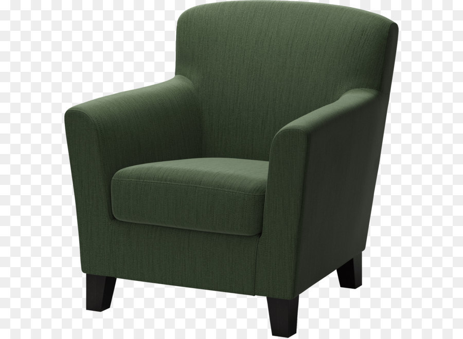 Ikea Wing Chair Couch Furniture Armchair Png Image