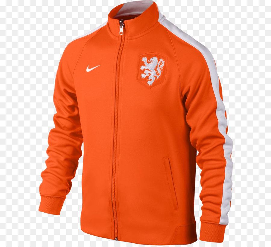 f46bc8501 Netherlands national football team Jersey Royal Dutch Football Association T -shirt - Orange Jacket Png Image png download - 1596 2000 - Free  Transparent ...