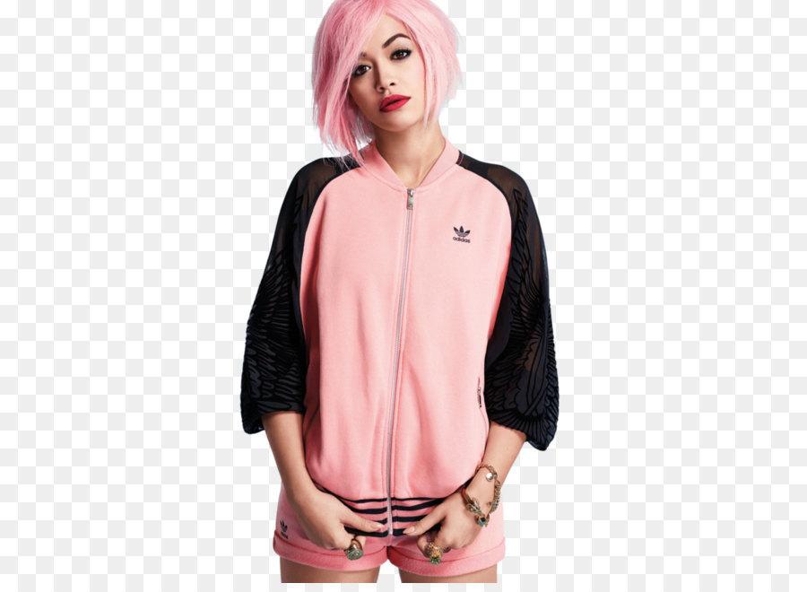 7d804621fb0d Rita Ora Hoodie Adidas Originals Jacket - Rita Ora Png png download -  894 894 - Free Transparent png Download.