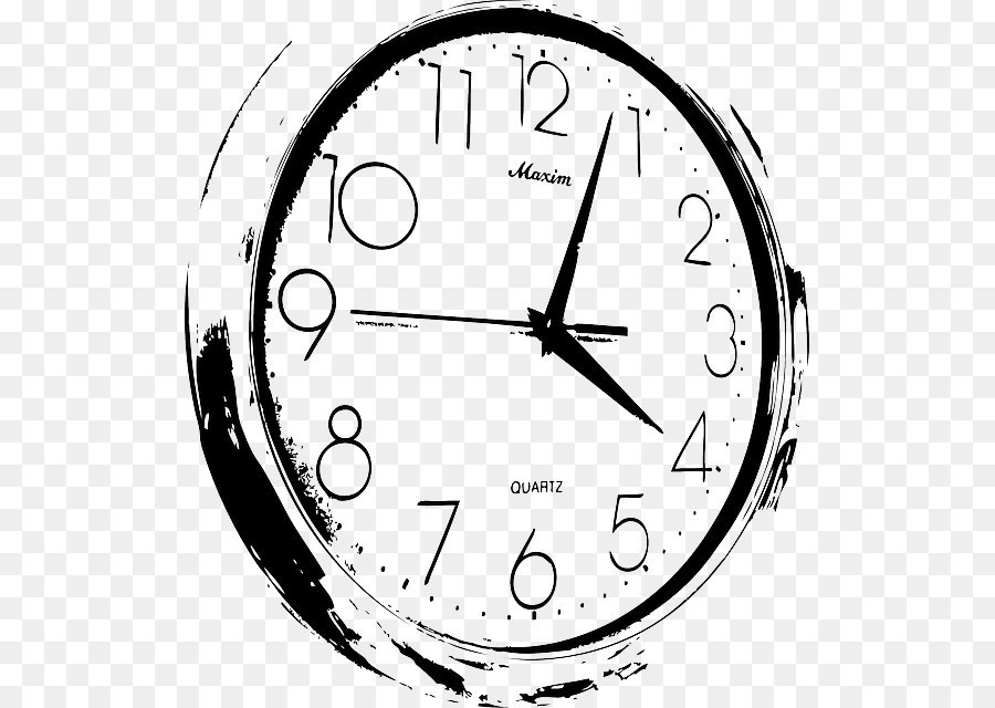 Clock Light Clip Art