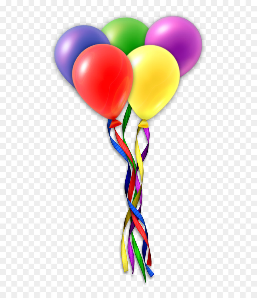 Birthday cake Balloon Gift Clip art Balloons Png png download