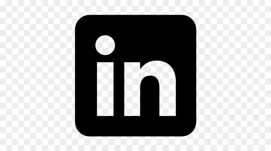 Linkedin Icon Png White