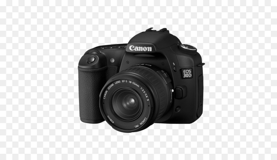 Canon eos 40d canon eos 20d canon eos 400d canon eos d30 canon ef s 18 55mm lens photo camera png image