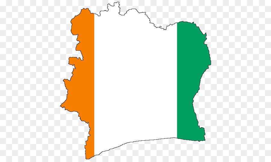 Abidjan Flag of Ivory Coast Map Wikimedia Commons - Ivory Coast Flag ...