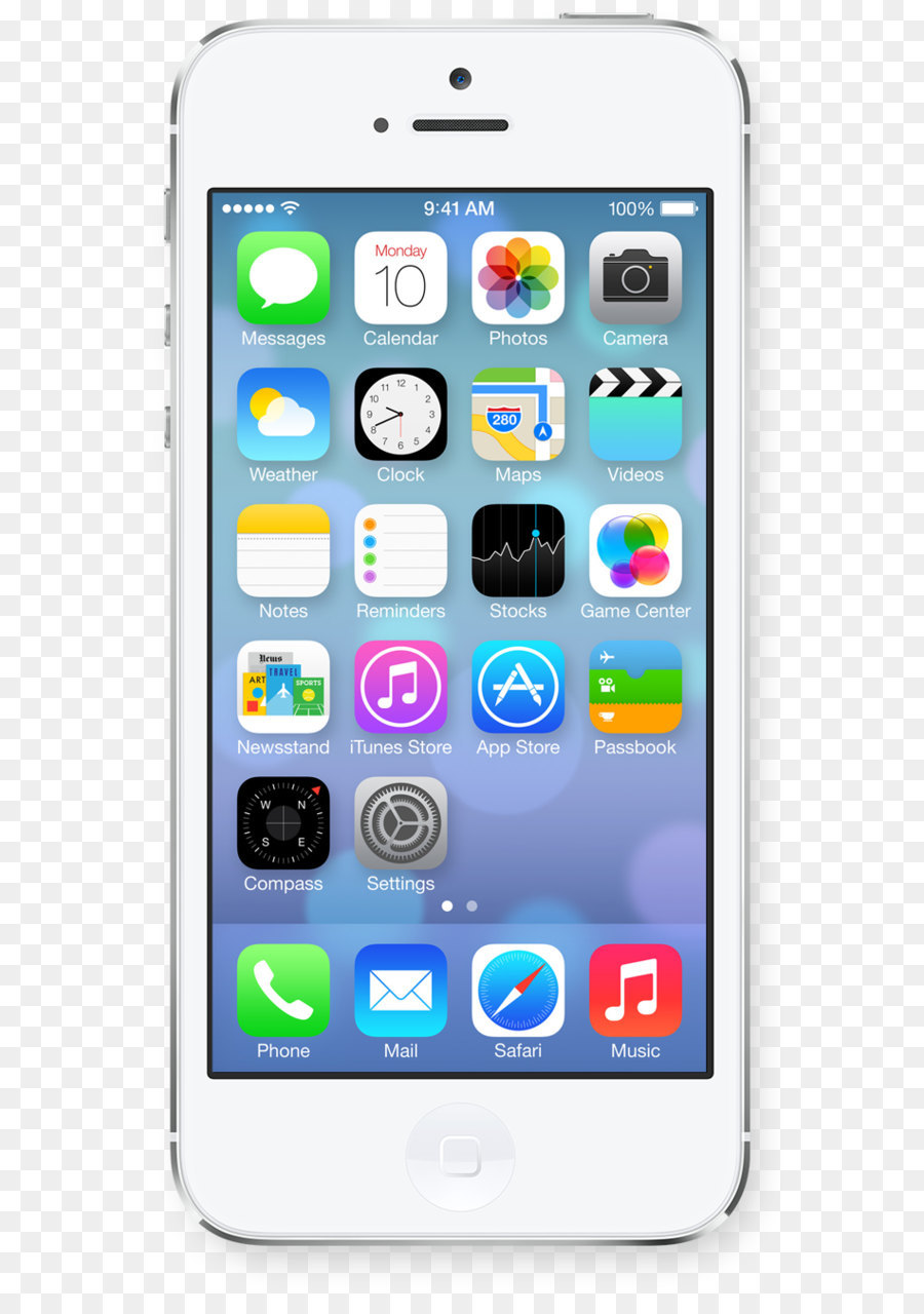 iPhone 5s iPhone X Home screen iOS - Iphone Png Picture ...
