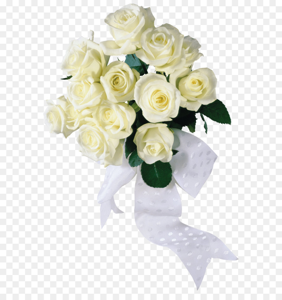 Flower Bouquet Rose White Roses Png Image Png Download 20603000