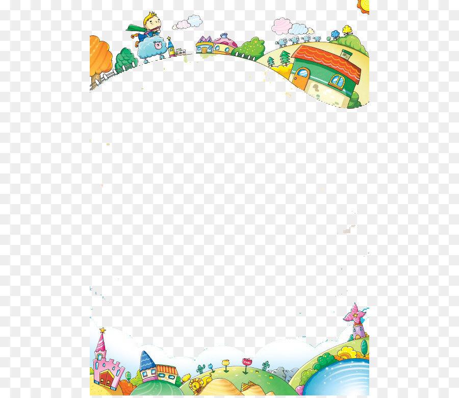 Cartoon Adobe Illustrator Illustration - Cartoon fairy tale fantasy ...