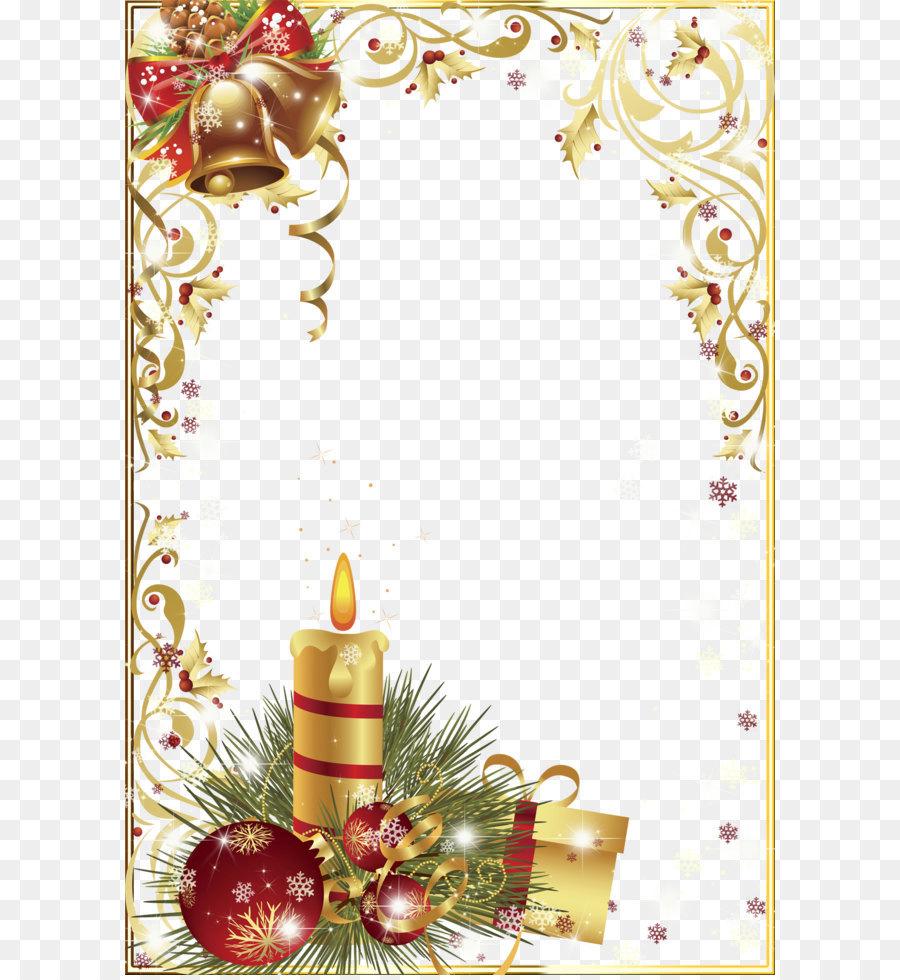 christmas frame graphic design image - Free Christmas Photo Frames