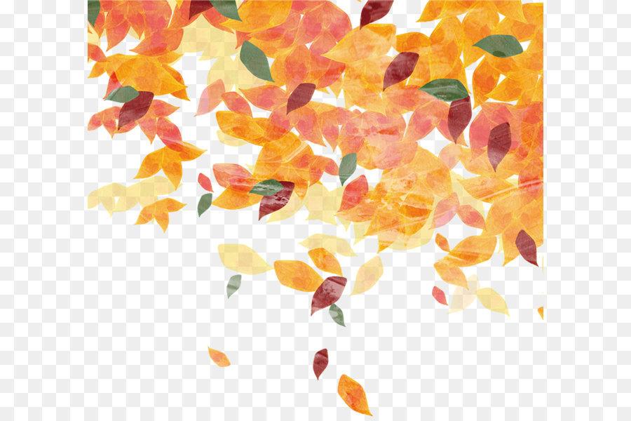 leaf autumn pattern hand painted leaves png download clip art paint brush bucket clip art paint brush circle