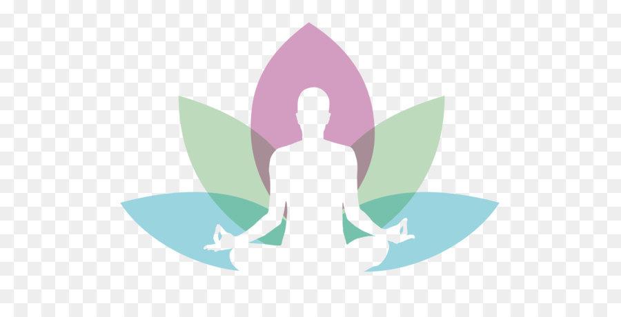sahaja yoga logo meditation orchids refer to meditation png