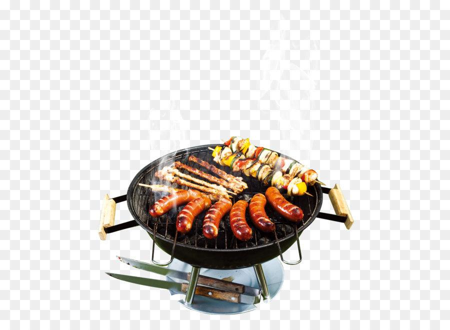 barbecue flyer print design menu charcoal grill png download