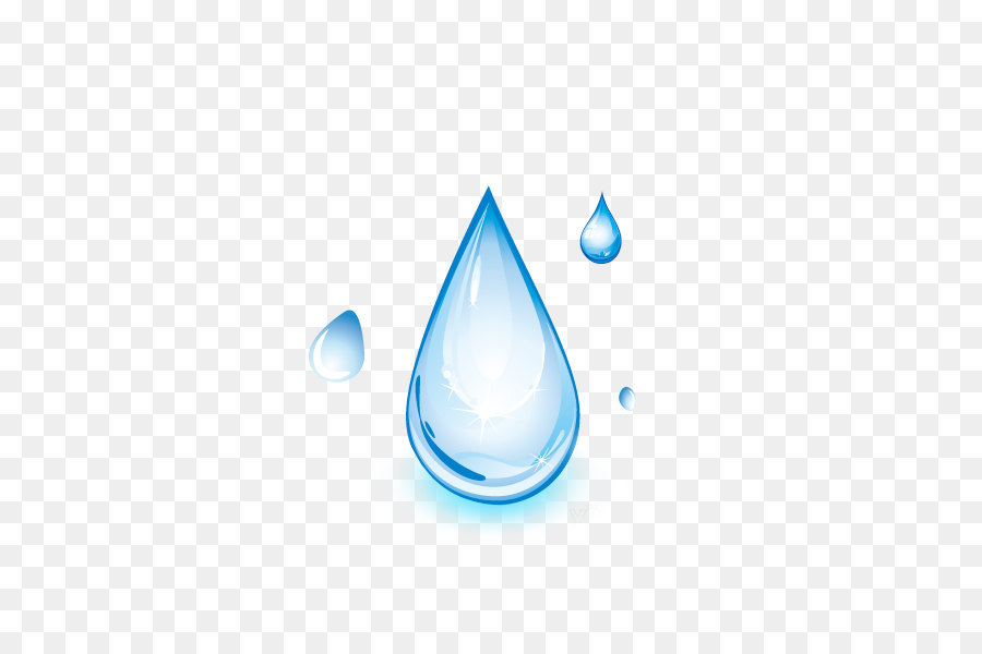 drop distilled water light cartoon water drops png download 600