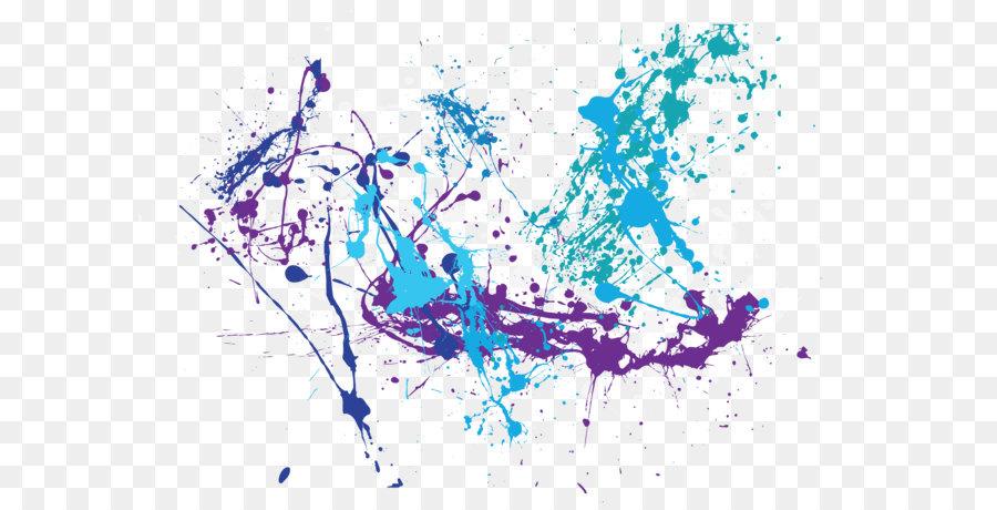 Paint Splash Brush Illustrator Download