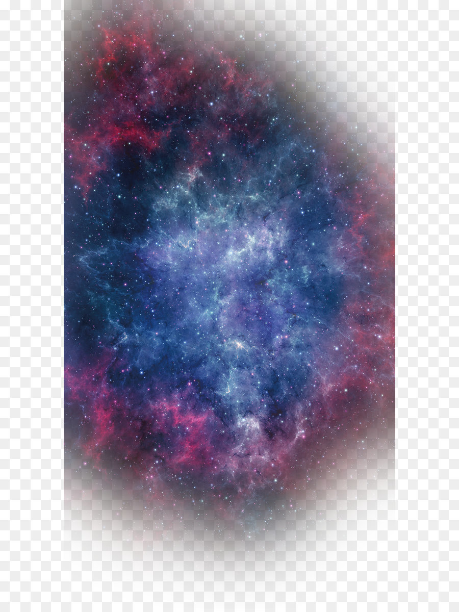 poster universe illustration - star stars png download - 650*1193