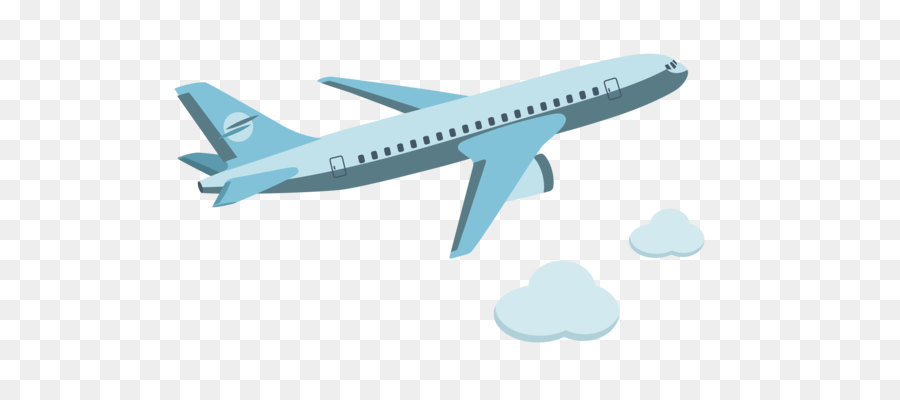 Png Vector Cartoon Flying In The Plane Png 3028 on Frame Border Design