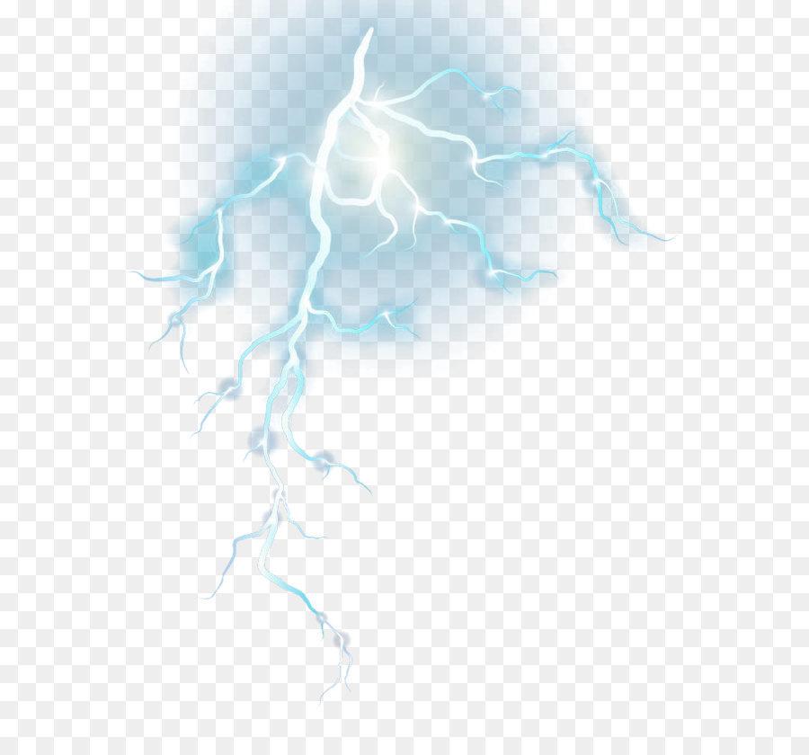 Graphic Design Blue Pattern Blue Lightning Strikes 774