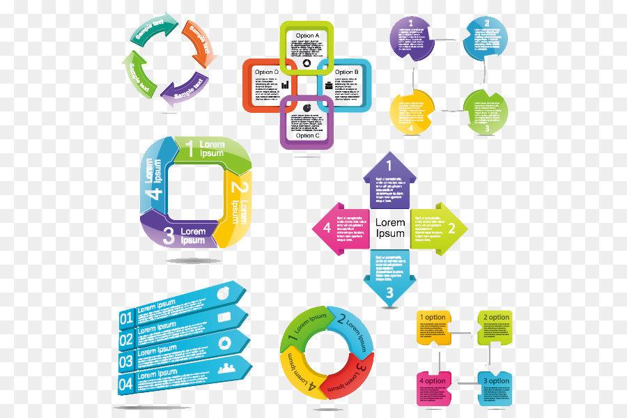 flowchart infographic euclidean vector infographic label png