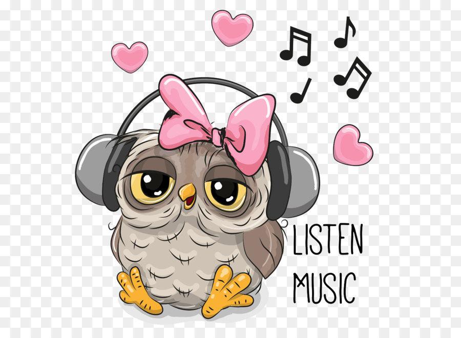 owl cartoon drawing big eyes owl songs png download 1000 1000