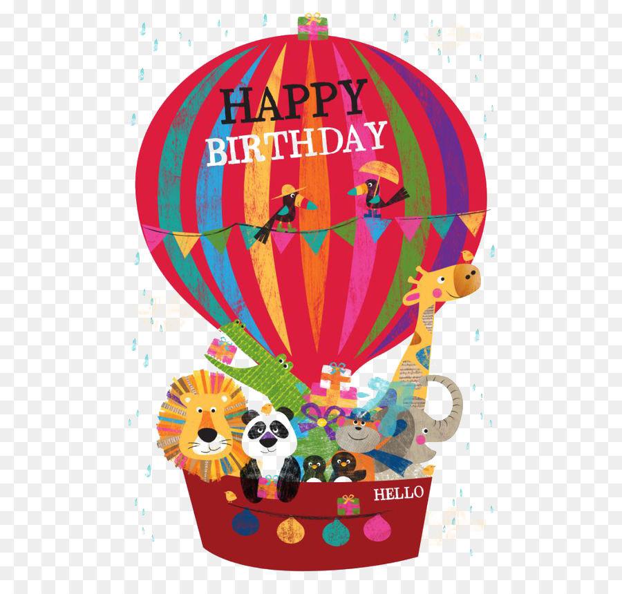 Birthday Greeting Card Wish Gift