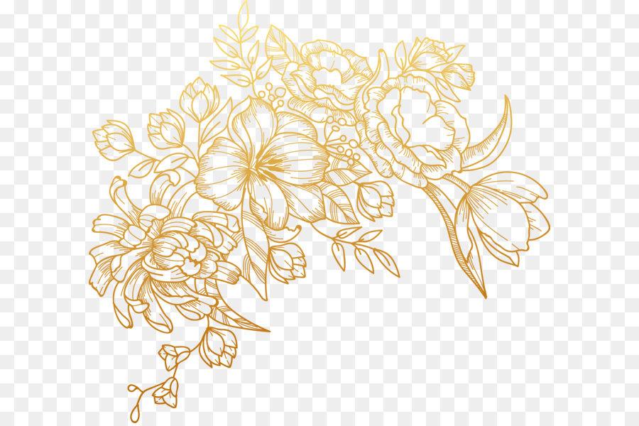 Euclidean Vector Flower