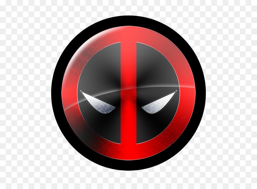 Deadpool Logo Icon Deadpool Png Download 1106 1106 Free