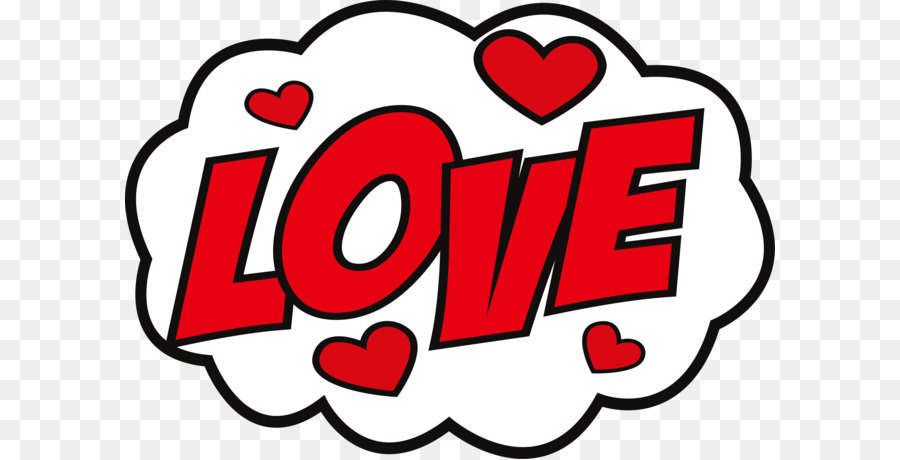 sticker love hike messenger decal big red love sticker png