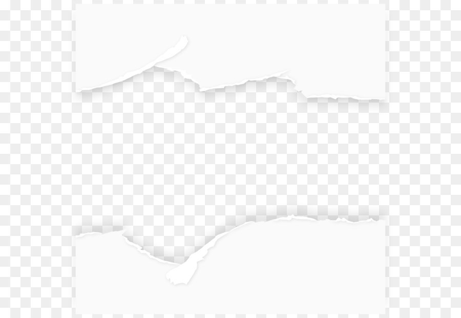 Black and white Pattern - Torn paper background vector png ...