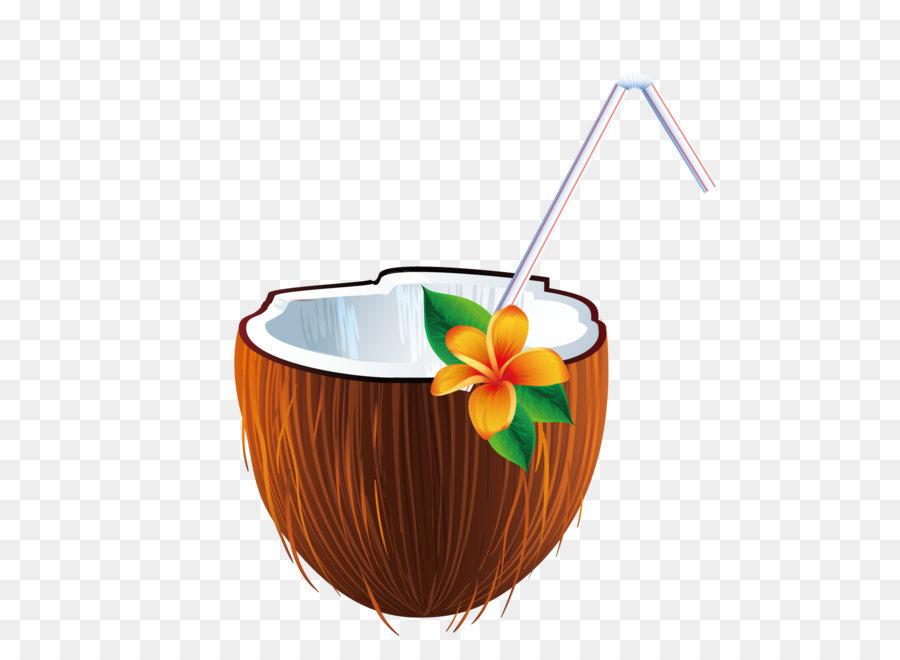 Cocktail Pina Colada Coconut Milk
