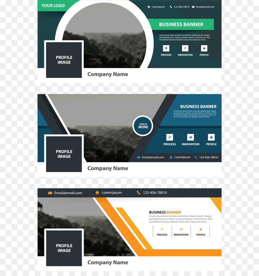 Web Page Web Banner Web Template System World Wide Web Vector